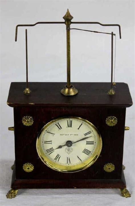 horolovar flying pendulum clock horolovar flying pendulum novelty clock price guide