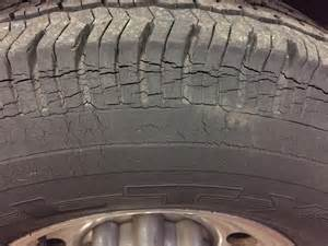 Tire Rot Tread What Is Tire Rot Z Tire Express