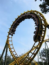 Image result for roller coaster