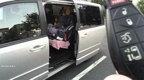 dodge grand caravan passenger sliding doors