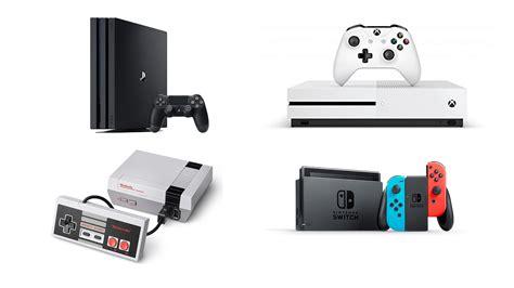 la console quelle console de jeu choisir en 2018 notre s 233 lection