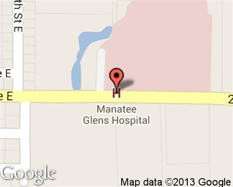 Find Hospital Detox by Manatee Glens Hospital And Addiction Center