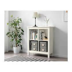 White Bookcase With Baskets Tomn 196 S Shelving Unit White 81x92 Cm Ikea