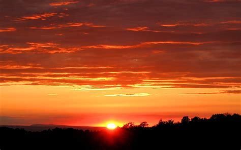 sunset orange orange sunset wallpaper 1920x1200 60066