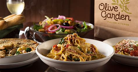 olive garden buy one take one dinners starting at 12 99