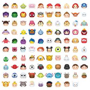 99 tsum tsum character digital large print files