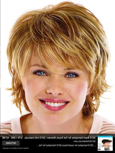 hairstyles only 15 best of short hairstyles for round faces with double chin