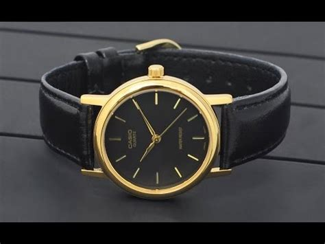 Jam Tangan Casio Mtp 1095q 9a jual casio mtp 1095 q baru jam tangan terbaru murah