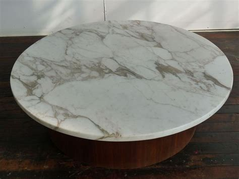 Marble Top Marble Top Mid Century Coffee Table At 1stdibs
