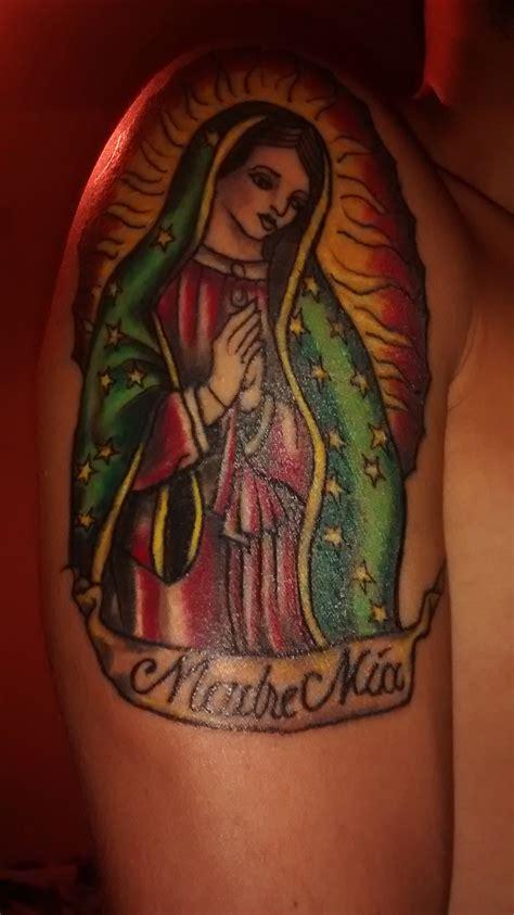 Imagenes De Tatuajes De Virgen De Guadalupe | virgen de guadalupe tatuajes lindos im 225 genes de santo