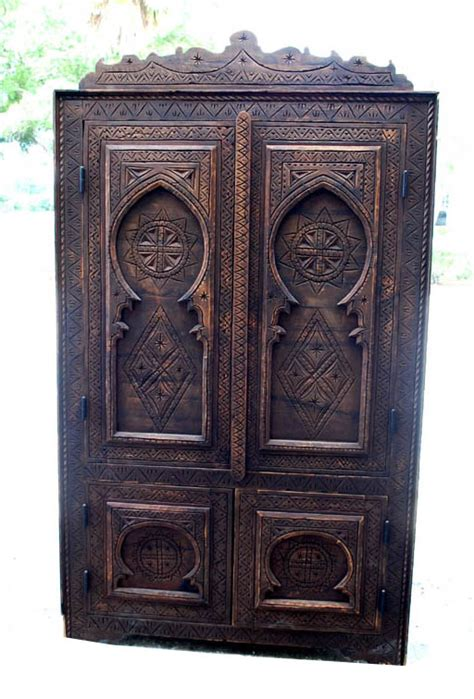 Moroccan Cabinet by Moroccan Decor Kitchen Cabinet
