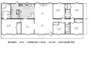 5 Bedroom Modular Home Floor Plans Wide Floor Plans 5 Bedroom 5 Bedroom Manufactured