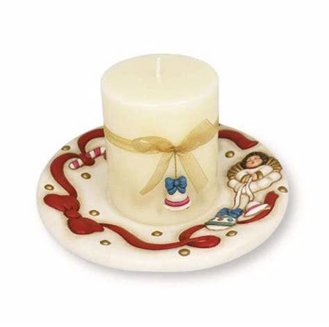 candele thun portacandela avorio con candela thun 2