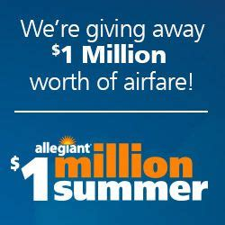 Allegiant Air Sweepstakes - 17 best ideas about allegiant airline tickets on pinterest sweepstakes today