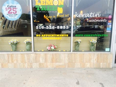 lemon tree hair salon phone number lemon tree hair salons 400 merrick rd oceanside ny
