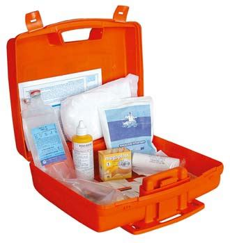 cassetta pronto soccorso aziendale contenuto d m 388 03 primo soccorso aziendale