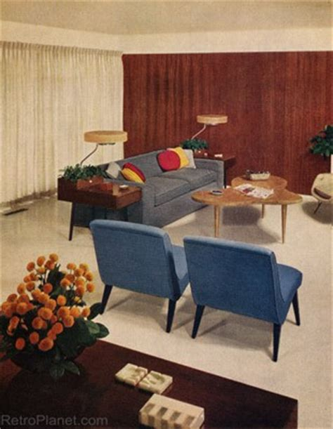 1950s style home decor 1950s decorating style