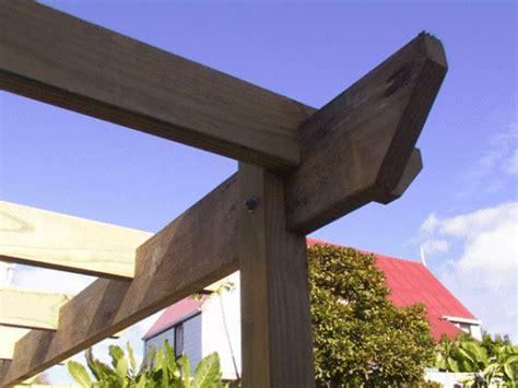 Johns Pergola The Pergola Rafters Pergola Rafter Patterns