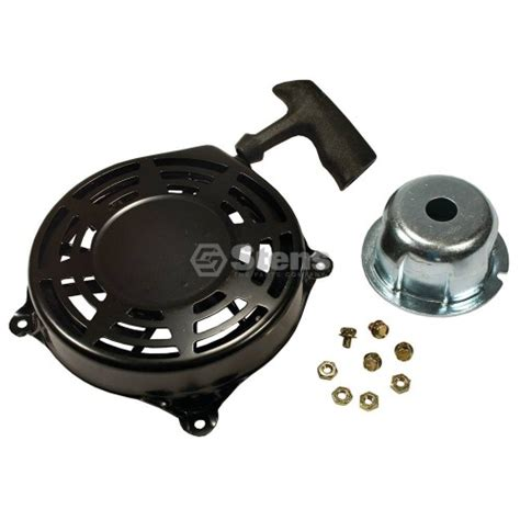 briggs and stratton recoil starter assembly diagram recoil starter assembly briggs stratton 497598