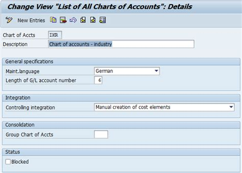sap chart of accounts table sap chart of accounts free sap fi training