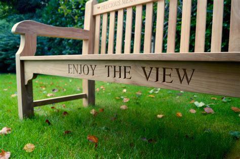 engraved park benches engraved park benches 28 images victory pink inlay