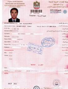 Employment Letter For Dubai Visa Dubai Travel Guide For Time Travelers Pinoyontheroad