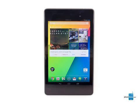 nexus 7 gets update to android 4 4 4 one day after posts the factory image for the new build