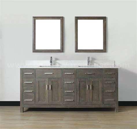 Gray Vanity Bathroom Gray Vanity White Sink Bathroom Vanities Gt Gt Vanities By Size Gt Gt Sink Vanities 72