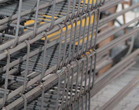 gabbie in ferro gabbie saldate in ferro per cemento armato