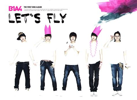 Cd I O I 2nd Mini Album Miss Me let s fly b1a4 brazil discografia