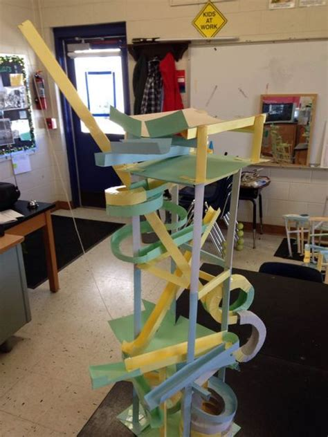 paper roller coasters pictures of and awesome