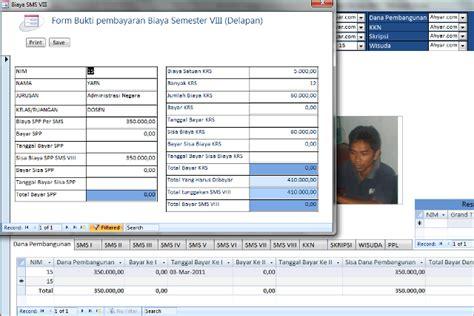 cara membuat query dalam database teknologi cara membuat aplikasi menggunakan ms access