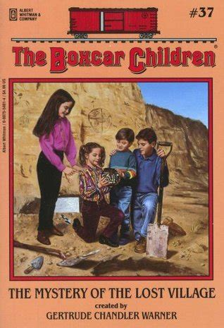 the mystery of the lost the boxcar children 37