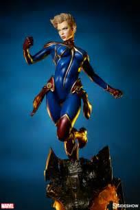 Captain Marvel Marvel Captain Marvel Premium Format Tm Figure By