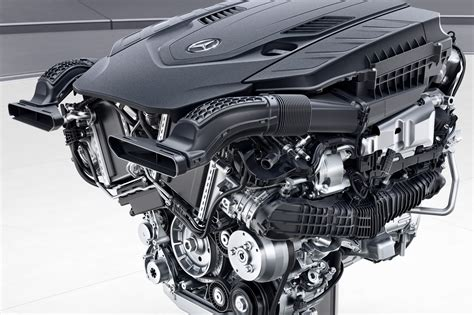 mercedes engines sixes are back mercedes s new 48 volt