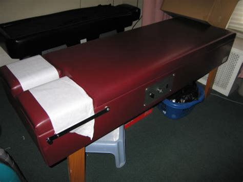 used tables heritage 10 chiropractic table for sale