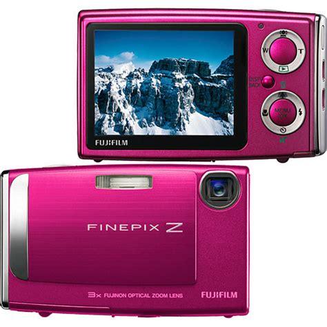 Fujifilm Finepix Z10fd Digital Launches by Fujifilm Finepix Z10fd Digital Pink 15777098 B H