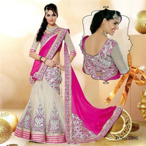 baju india lehenga 8 model baju sari india terbaru yang mempesona