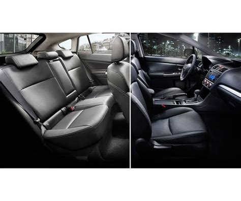 2017 subaru crosstrek interior 2016 subaru xv changes html autos post