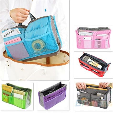Korean Duals Bag Purse Organizer Bag In Bags buy wholesale purse organizer insert from china purse organizer insert wholesalers