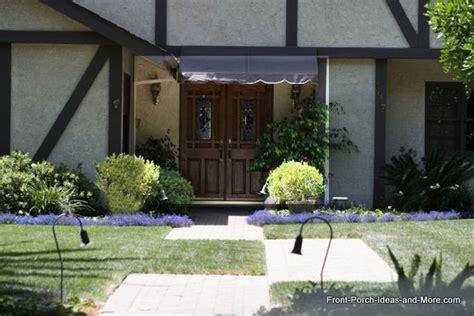 pasadena awning south pasadena california front porch ideas craftsman