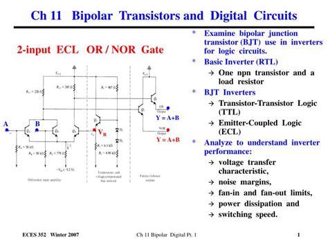 bipolar transistor anwendung transistor npn ppt 28 images transistores bjt ppt descargar the npn transistor as a circuit