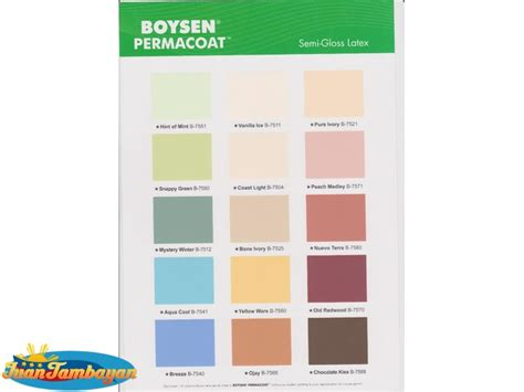 boysen color paints choose colors1 kee soon