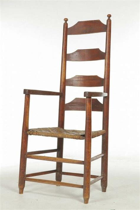 Ladder Back Seat Chairs - antique ladder back chairs ebay