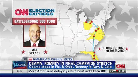 Cnn Politics Press Releases Cnn Candidates Cnn Election Express Target Florida