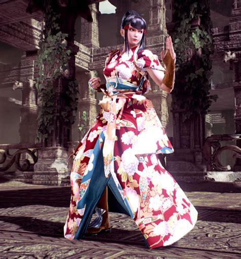 Raglan Asuka Kaos Tekken 7 Shirt tekken 7 fated retribution quot kiwami quot caign adds customizations for every fighter 70 new screens
