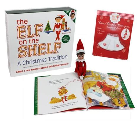 On A Shelf Tradition by The On The Shelf Traditions Book