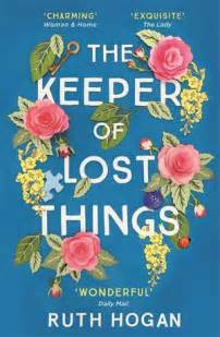 the keeper of lost things a novel books cartea keeper of lost things ruth 183 9781473635487