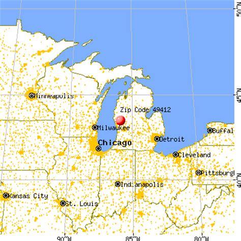 us area code michigan 49412 zip code fremont michigan profile homes