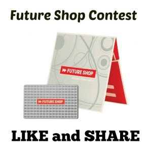 Future Shop Gift Card - future shop contest gift card giveaway or win 55 tv